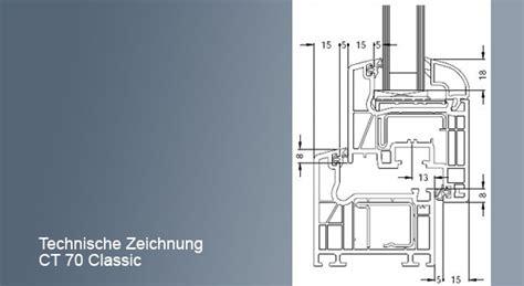 Fensterarten Und Verglasung Bauweisen Im Ueberblick by Kunststoff Fenster Mit Sch 252 Co Profil Ct 70 Fensterart