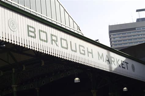 borough market sign guide to borough market