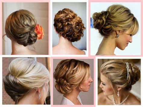 wedding receptioncocktail hairstyles  crispyy lipstick