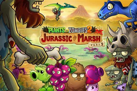 plants vs zombies 2 jurassic marsh part 1 trailer ign