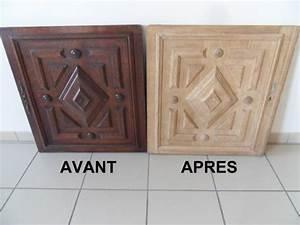 Comment Décaper Un Meuble Vernis En Chene : d capage meuble rustique en ch ne nettoyage vapeur ~ Premium-room.com Idées de Décoration