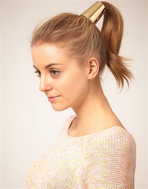 ponytail hairstyles indian makeup  beauty blog