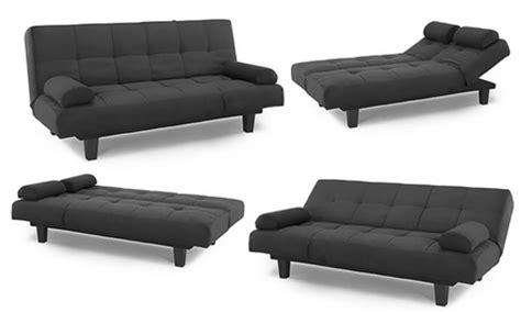 Serta Convertible Sofa Lounger by Serta Convertible Lounger Sofas Groupon Goods