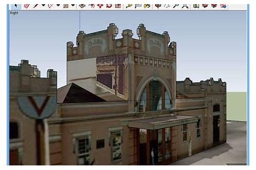 sketchup building models download