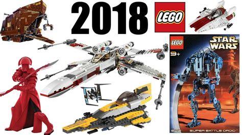 neue lego sets 2018 lego wars 2018 summer sets