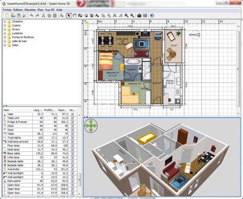 home 3d cuisine bibliotheque meuble cuisine sweethome 3d table de lit