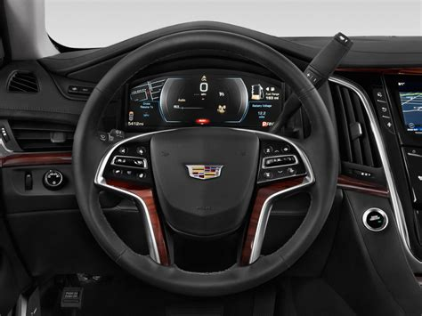 Image 2018 Cadillac Escalade 2wd 4door Luxury Steering