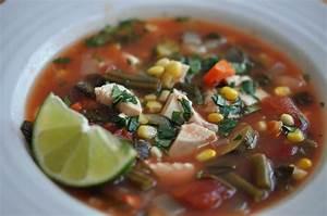 Mexican Soup Recipe Mexican Food Recipes