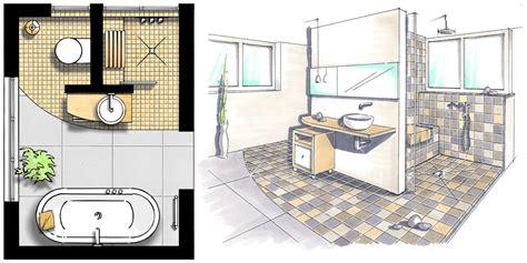 kleines badezimmer grundriss kleine bäder gestalten tipps tricks für 39 s kleine bad bauen de