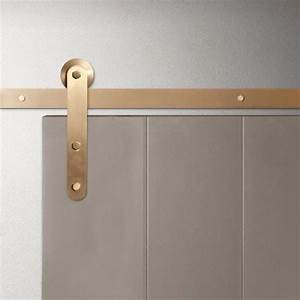 pinnacle copper hardware kit With copper barn door hardware