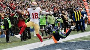 dante pettis  yard touchdown catch  return