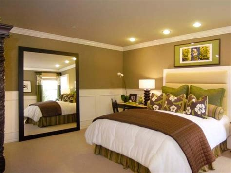 25+ Best Ideas About Green Brown Bedrooms On Pinterest