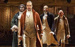 Hamilton Will Be Filmed With Its Current Cast