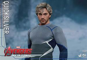Hot Toys' Avengers: Age of Ultron – Quicksilver Figure ...