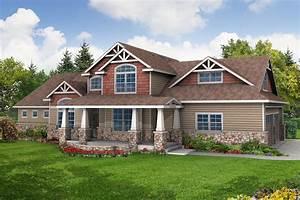 Craftsman House Plans - Craftsman Home Plans - Craftsman