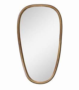Miroir Doré Rectangulaire : miroir mural dor forme ovo de ~ Teatrodelosmanantiales.com Idées de Décoration