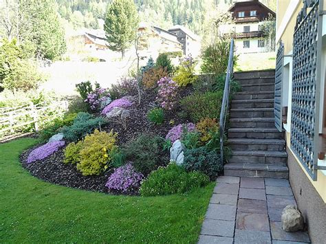 Böschung Bepflanzen Pflegeleicht by B 246 Schungen Erwin Wieland Garten Und Au 223 Enanlagen Www