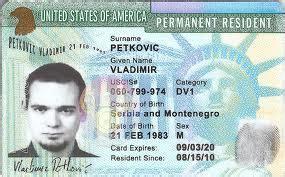 difference  green card passport  visa green