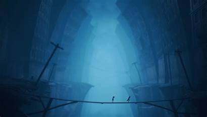 Nightmares Six Pale Mono Bridge Horror Terror