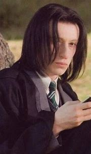 Happy birthday to Alec Hopkins, who played young Severus ...