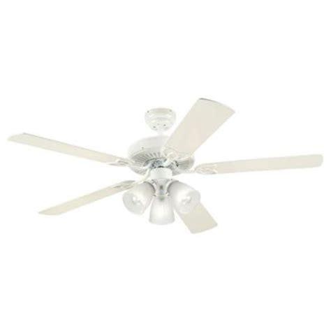 westinghouse vintage 52 in white ceiling fan 7862765