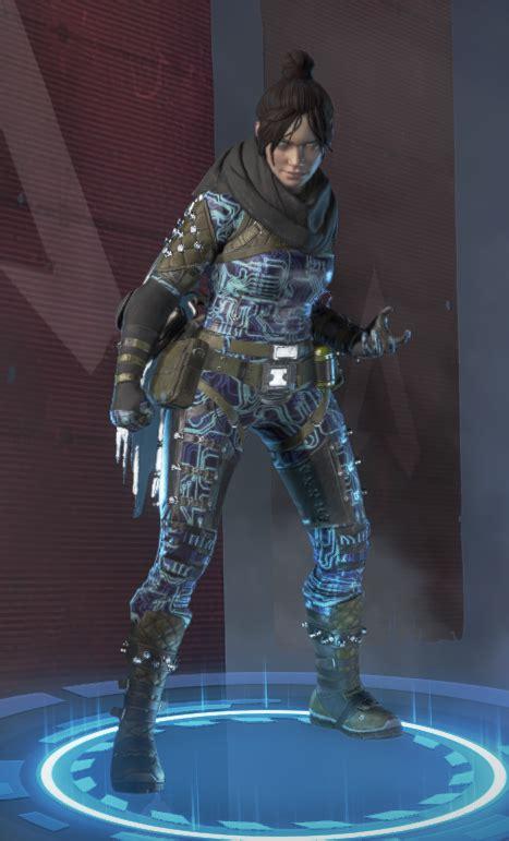 top   wraith skins  apex legends qtoptens