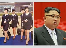 Kim Jongun picks sexy air hostesses for North Korea