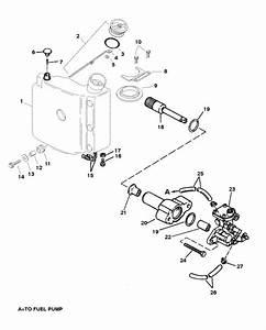Mercury Marine 115 Hp  4 Cylinder  Oil Injection  Usa