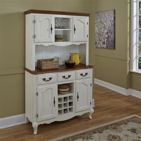 home styles  french countryside buffet  hutch