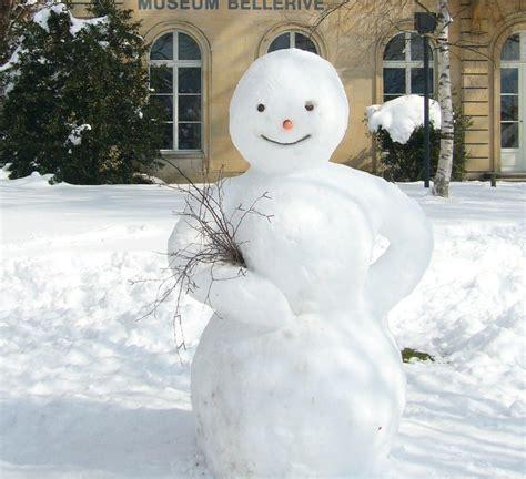 bonhomme de neige — Wiktionnaire