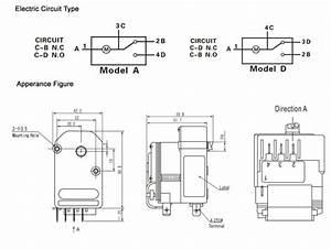 Tmdex09um1 Defrost Timer Series Flashing Light Timer Digital Timer