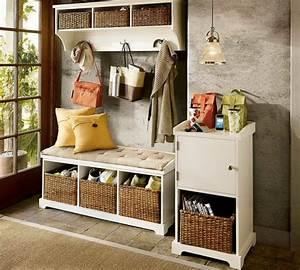 vestiaire entree banc With porte manteau meuble d entree 18 meuble de rangement pour lentree en 35 idees magnifiques