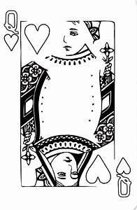Queen Of Hearts Clip Art Free