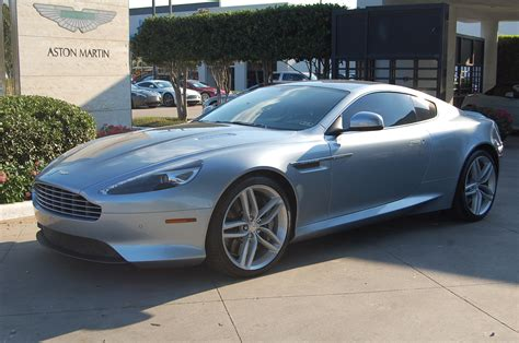 Aston Martin Coupe by 2014 Aston Martin Db9 Coupe Pictures Information And