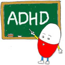 Attention Deficit/Hyperactivity Disorder (ADHD) could be the cause of ... ADHD
