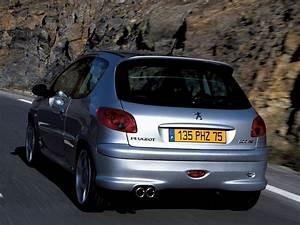 Peugeot 206 Rc Specs  U0026 Photos - 2003  2004  2005  2006