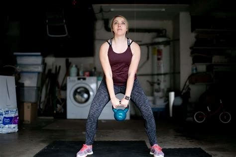 kettlebell weight woman