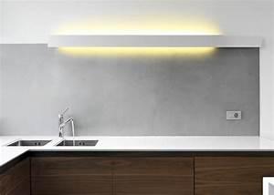 Crédence Béton Ciré : beautiful credence beton cire ideas ~ Premium-room.com Idées de Décoration
