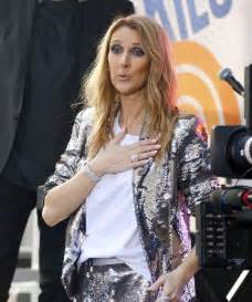 Celine Dion on The Today Show and The Tonight Show is the ...