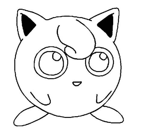 Jiggly Puff Kleurplaat by Coloring Pages Search Coloring Pages