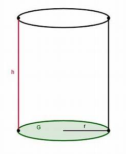 Volumen Zylinder Berechnen Liter : zylinder mathe artikel ~ Themetempest.com Abrechnung