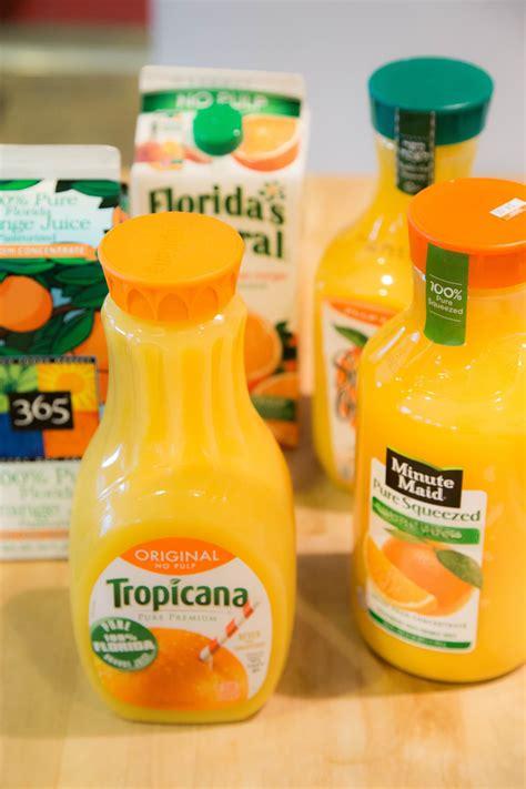 The Orange Juice Taste Test: We Tried 6 Brands and Ranked ...