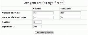 Signifikanz Berechnen : signifikanz von a b tests berechnen suchmaschinenoptimierung und usability consulting ~ Themetempest.com Abrechnung