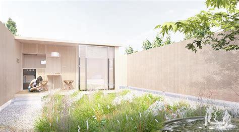 Mikrohofhaus: Wohnen Auf Kleinstem Raum