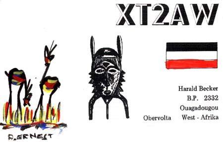 Burkina Faso - XT2AW