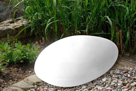 Led Solar Stein Dekokugel Solarbeleuchtung Garten