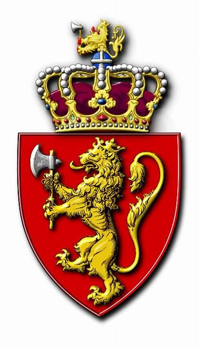 Heraldry Arms Coat Norway European Crawford Peter