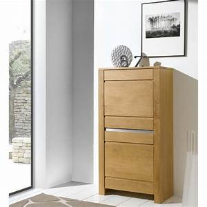 petite bonnetiere contemporaine yucca meubles de normandie With meuble yucca