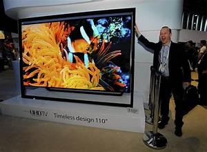 Beastly Huge: 110-Inch Ultra HD TV by Samsung: Key ...