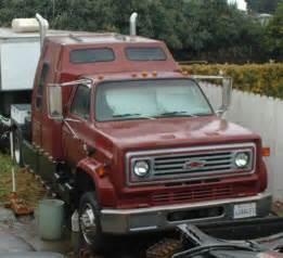 1988 Chevy Diesel 70, Kodiak, Sleeper back cab for sale
